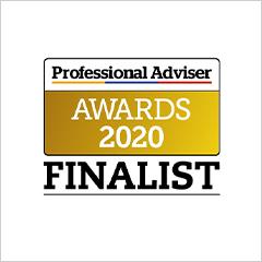 Professional Adviser Awards 2020 Finalist